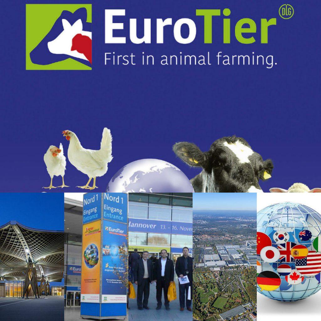 نمایشگاه یوروتیر 2018